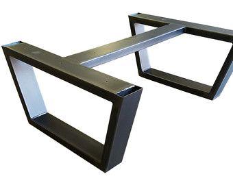 Adams Table Base от THEUrbanIronCraft на Etsy