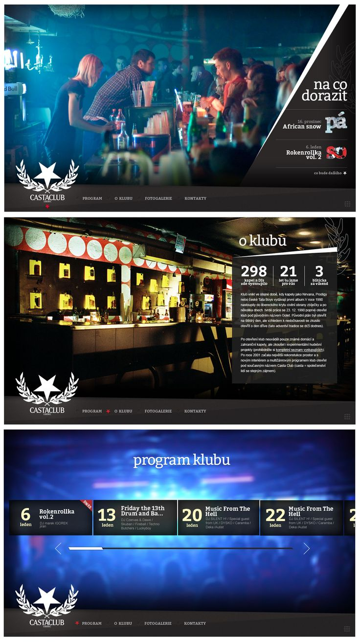 "Check out new work on my @Behance portfolio: ""Castaclub"" http://on.be.net/1C1nYkI"
