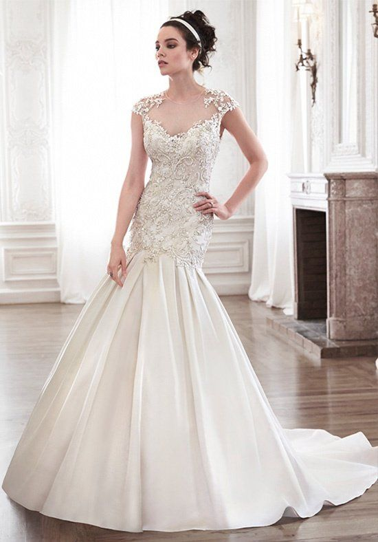 Fresh  best wedding dresses images on Pinterest Wedding dressses Marriage and Mermaid wedding dresses