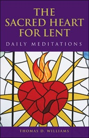 Journey through Lent with the Sacred Heart!