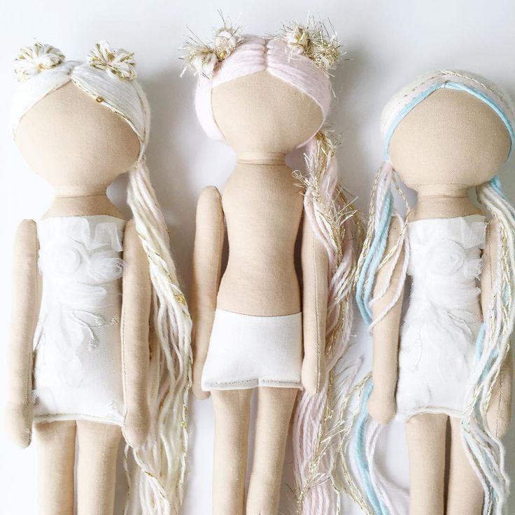 Fairy hair ✨✨#mendbyrubygrace #dollmaker #doll #fairy