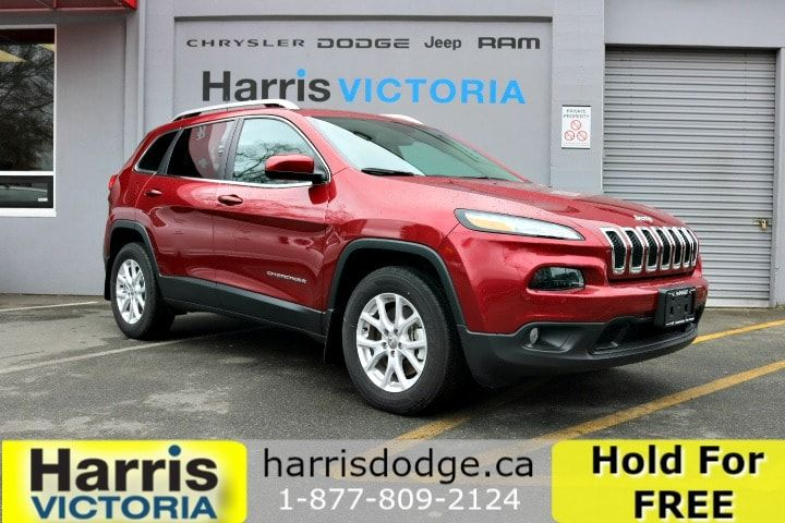 Used 2017 Jeep Cherokee North 4x4 V6 No Accidnets Dealer Demo