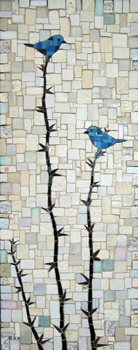 Passarinho bluebirds