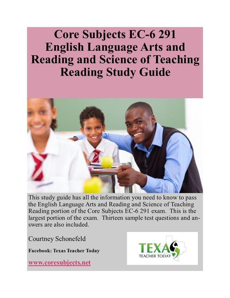 Texas Teacher Certification Study Guide