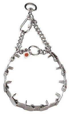 Collars 63057: Herm Sprenger Neck Tech Dog Collar - Stainless Steel - Prong - Pinch 19 -> BUY IT NOW ONLY: $55.99 on eBay!