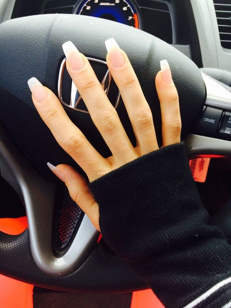 Coffin nails, no color with Matt finish. | Yelp