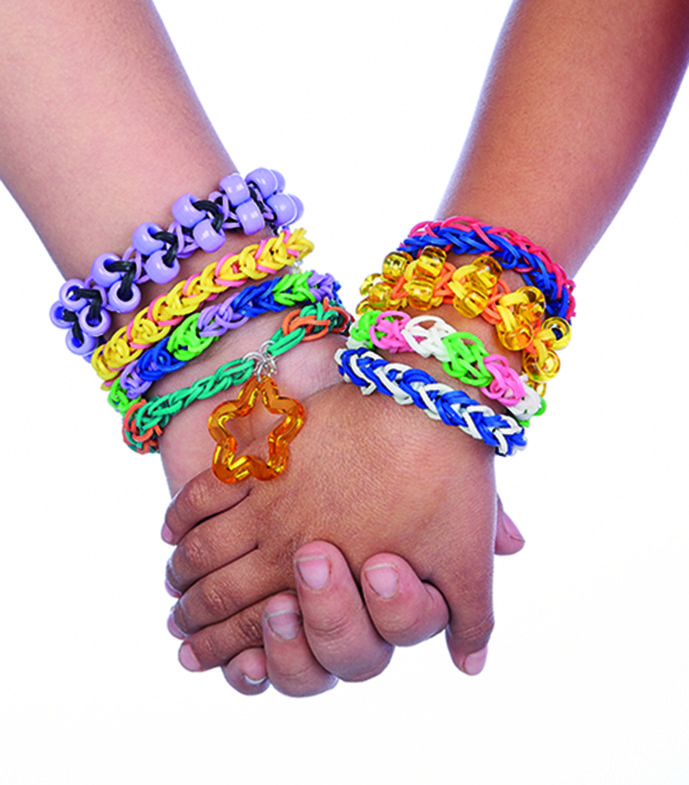Get Yours Today At Ninas South Abington: Pulseras De Ligas Para Niñas. Moda 2014