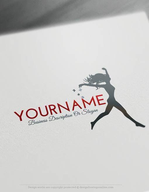 Create a Logo Free – Woman Logo Templates