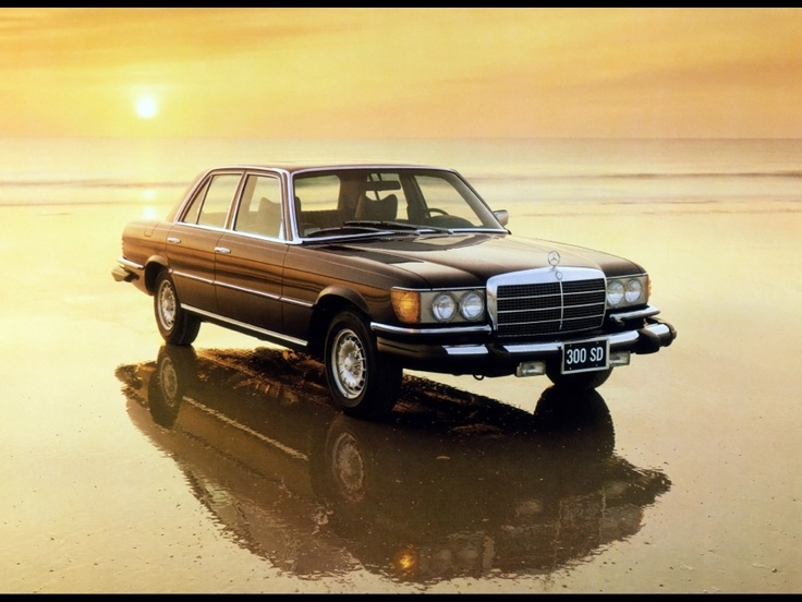 1979 Mercedes Benz 300sd Turbo Diesel One Day I Ll Get