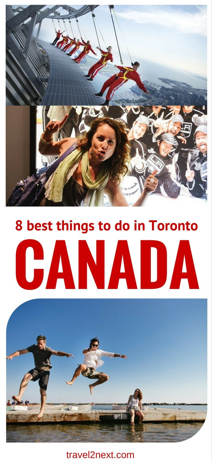 8 best things to do in Toronto. Canada's largest city hones in on fun, interesting and out-of-this world attractions. And why shouldn't it?