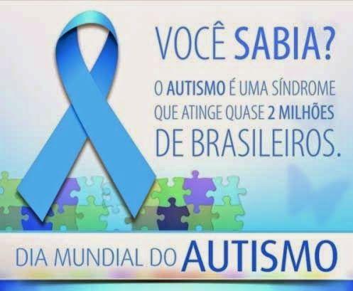 """AODC Notícias: """"Dia Mundial de Conscientização do Autismo!"""""""