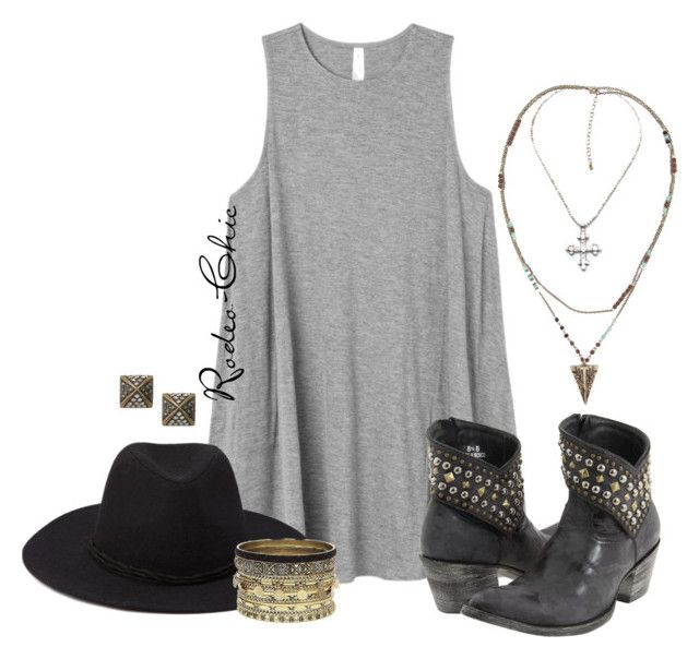 """""""My Maria"""" by rodeo-chic ❤ liked on Polyvore featuring RVCA, Old Gringo, Child Of Wild, Forever 21, Daytrip and country"""