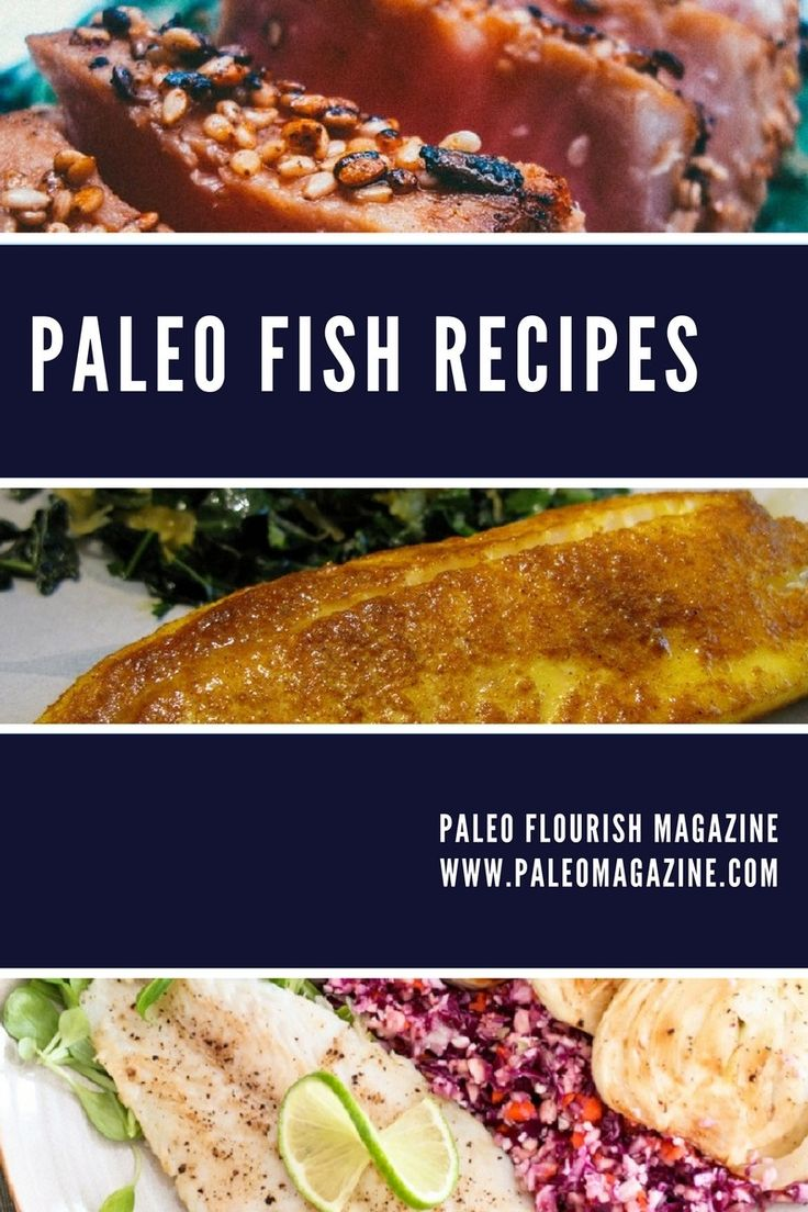 75 Nutrient-Dense Paleo Fish Recipes