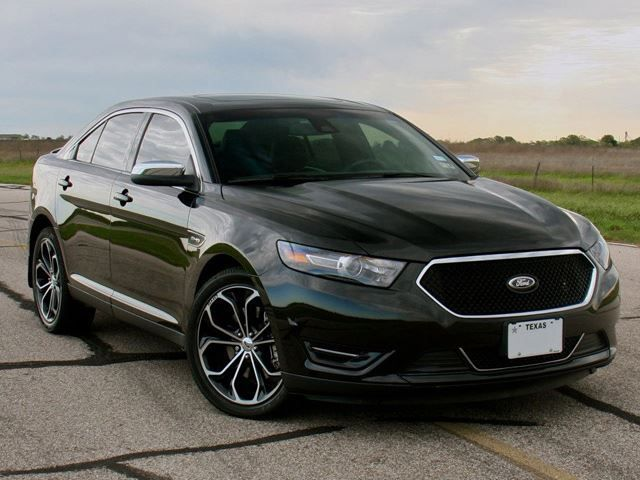 Think 365 horsepower is good enough for the Ford Taurus SHO? Hennessey Performance doesn't.