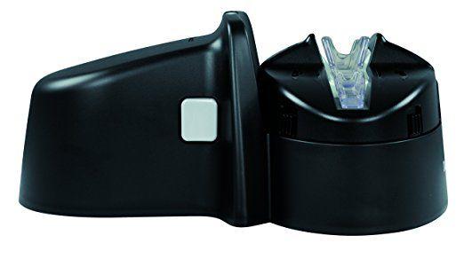 Kyocera Advanced Ceramic Electric Diamond Knife Sharpener- for Ceramic and Steel Knives