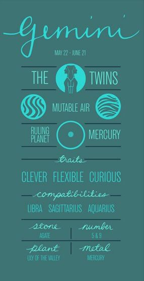 Gemini ~ Earth sign - ruled by mercury!!!! Scorpio sun with Gemini moon = screwed in Mercury retrogrades!!!