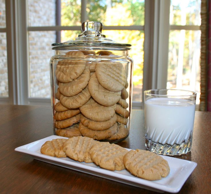 Peanut Butter Cookies | Old Fashion Peanut Butter Cookie |