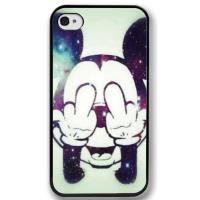 COQUE - BUMPER Coque Iphone 6 (4,7) Mickey Mouse Swag Fun