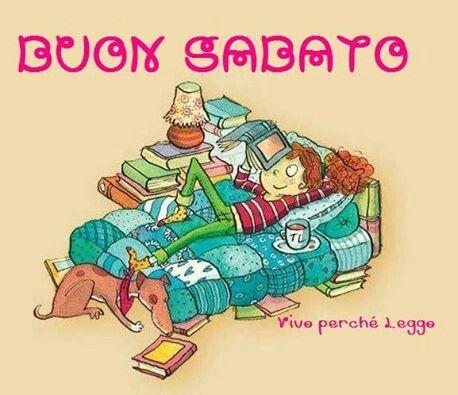 Buon sabato - libri