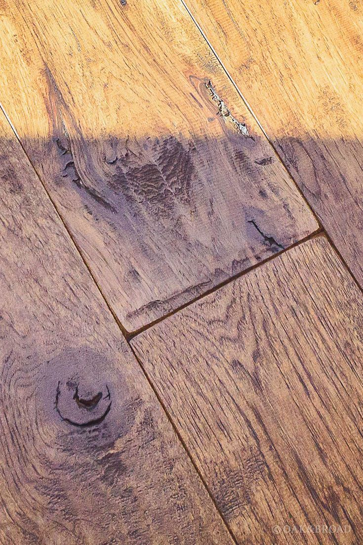12 best Our Hickory Wide Plank Flooring images on Pinterest ...