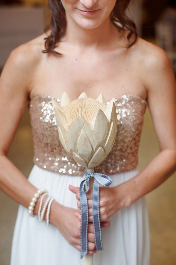 Wooden Protea... different Modern Romance Landtscap Wedding by Jani B. {Carol & Marko} | SouthBound Bride
