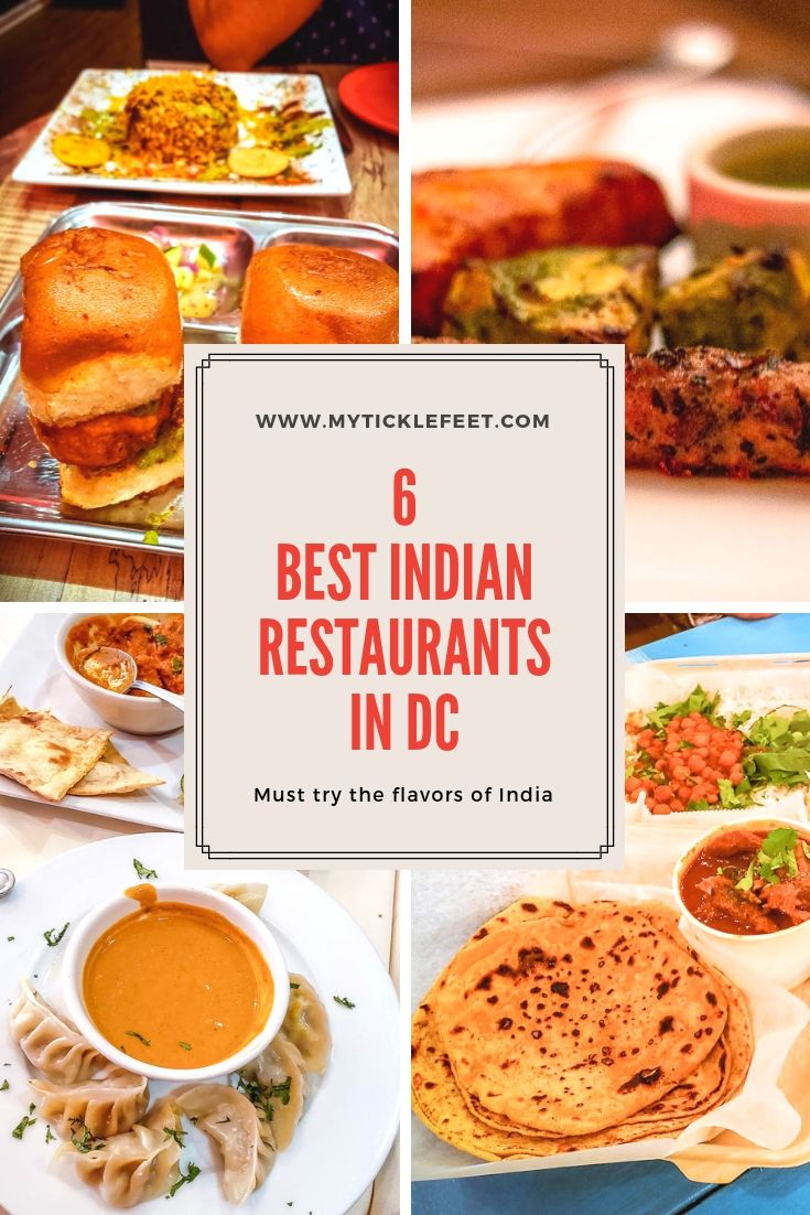 The Best Indian Restaurants In Dc Where And What Indian