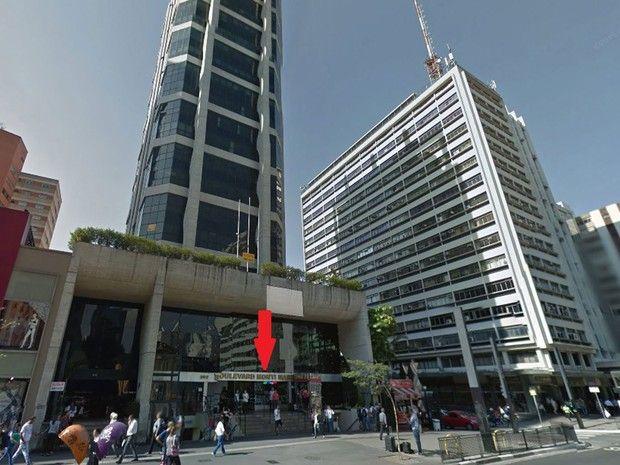 Shopping Boulevard, na Avenida Paulista, um dos locais onde foram encontradas…