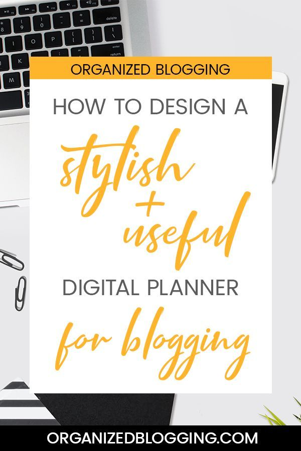 How to Design a Spreadsheet Planner Organized Blogging with Hayley