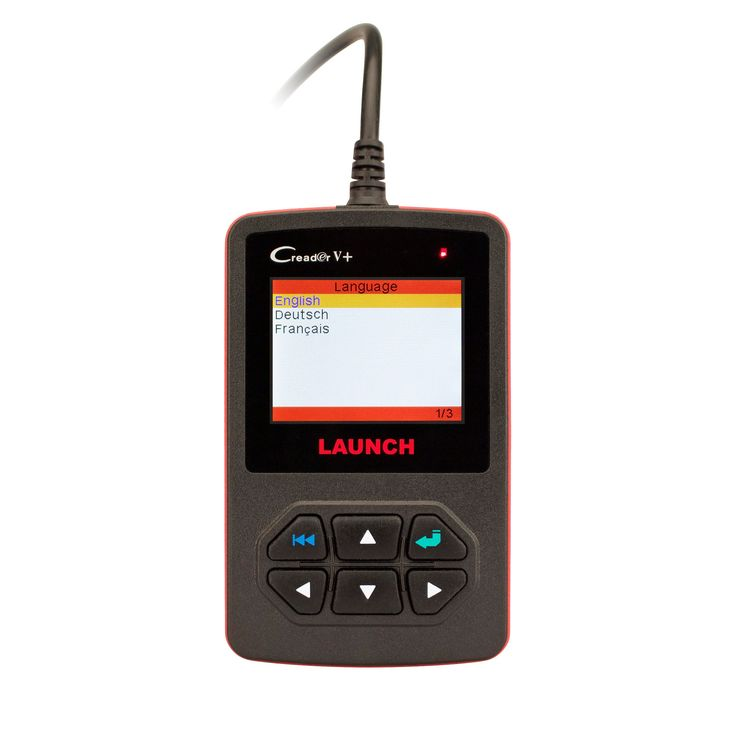 LAUNCH Creader V+ lecteur de code panne obd2 autonome pour voiture   http://www.auto-diag-solution.fr/diagnostic-multimarque/272-launch-creader-v-vi.html