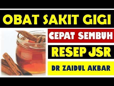 Pin Di Resep Dr Zaidul Akbar
