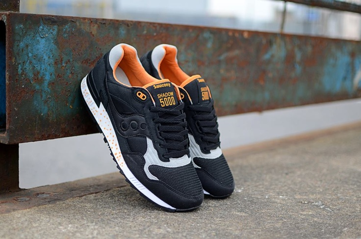 Solebox x Saucony Shadow 5000 'The Lucanid' Launch: 22nd June 00:01BST