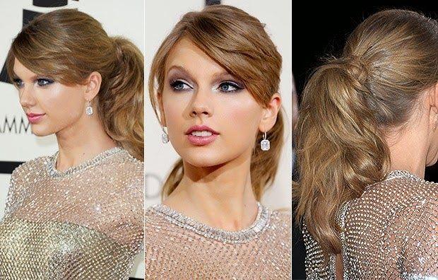 Moda Imagem: Beleza: Grammy 2014