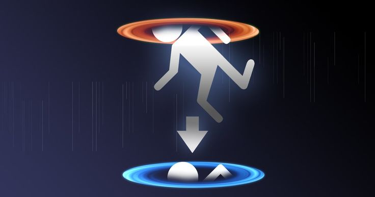 """This Is A Triumph: J. J. Abrams Says A 'Portal' Movie Announcement Is Coming """"Fairly Soon"""""""