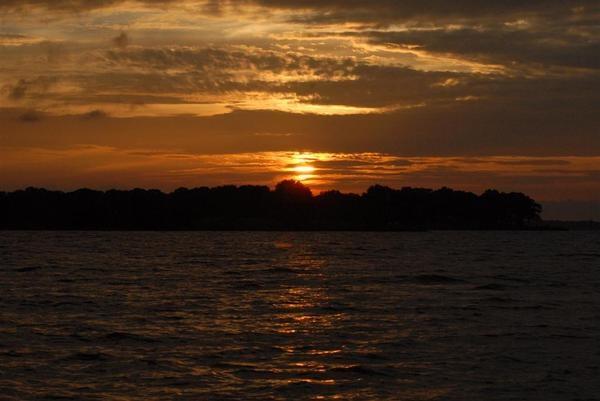 Sunset on lake fork emory tx loving photography for Lake fork fishing hot spots