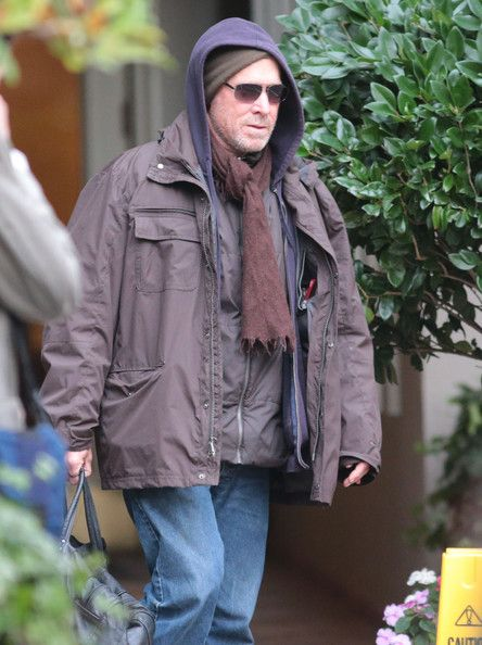 """Will Patton from """"Falling Skies"""". Actor Will Patton overdressed in Vancouver."""