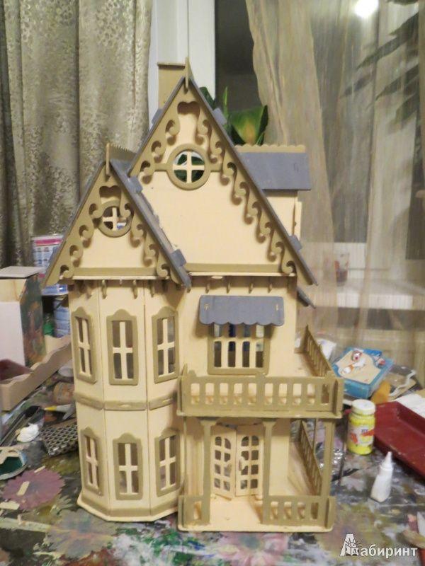 Иллюстрация 2 из 50 для Готический дом (DH001) | Лабиринт - игрушки. Источник: victoria001