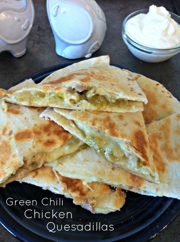Sweet Chili Chicken Quesadilla Recipe — Dishmaps