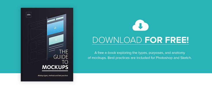 Guide to Mockups by UXPin