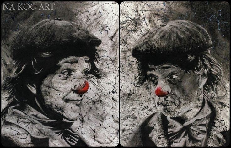 two red nose's