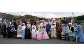 Grand parade for Ilfracombe's Victorian Week35