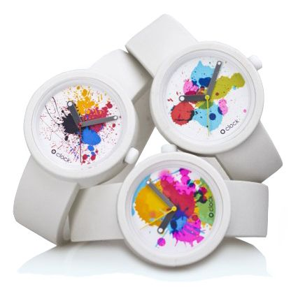 """New """"Splash"""" watches from the Spring 2015 Collection #fullspot #watches"""