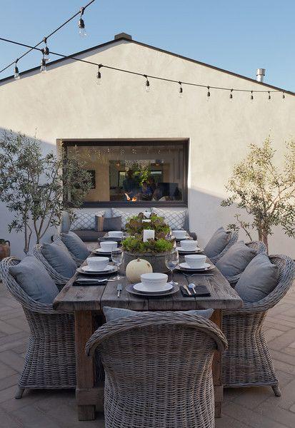 can this please be our backyard? Garden Studio: A Modern Farmhouse