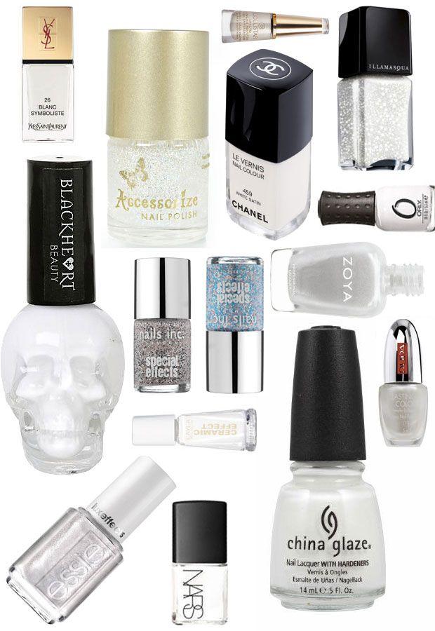 Beauty Trend: smalto per unghie bianco