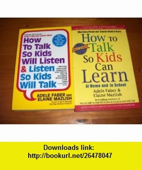 7 best torrents books images on pinterest pdf religion and before 2 book set how to talk so kids will listen listen so kids will talk fandeluxe Gallery