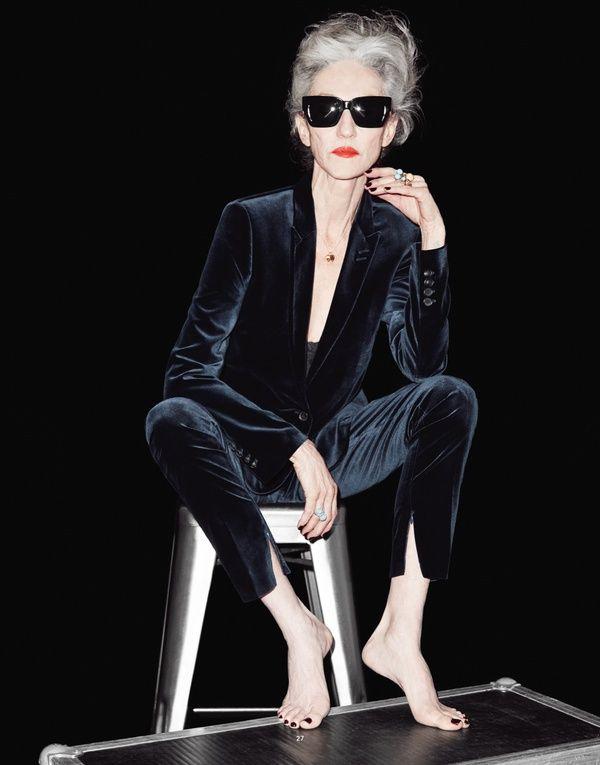 Le costume velours The Kooples AH 2015-2016 #trend #tendances #fashion #mode                                                                                                                                                                                 Plus
