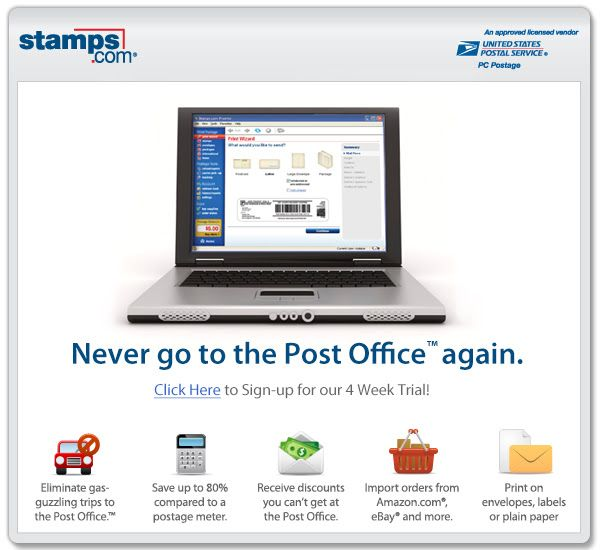★★★ 🅽🅴🆆 ★★★ Join Stamps.com Before the 2018 USPS Postage Rate Increase!:  OnJanuary 21st, postage rates are going up for all domestic and…