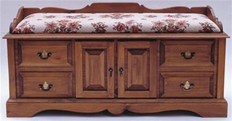 Cedar Chest Plan In 2018 Bench Pinterest Woodworking