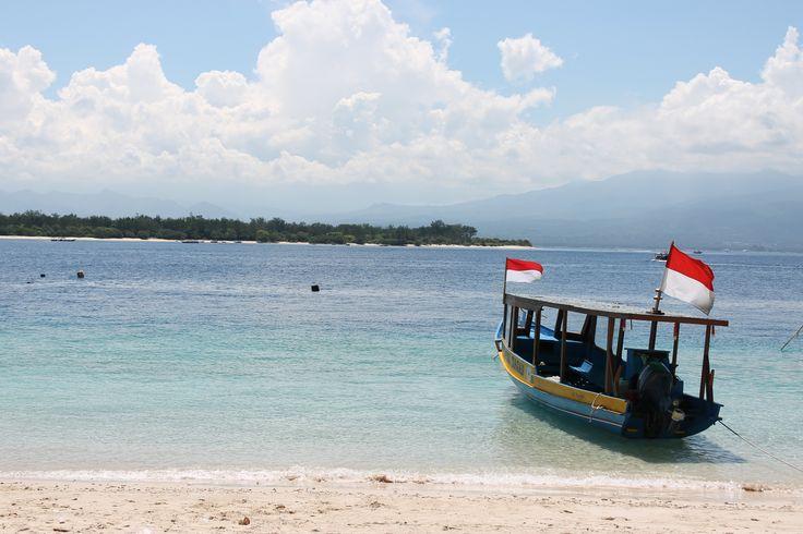 Dirgahayu Republik Indonesia ke-69th.. Photo taken of Gili Trawangan, Lombok, NTB - February, 2012
