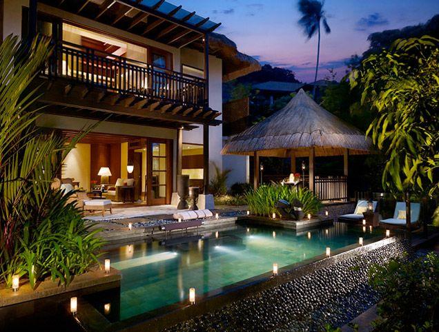 Bringing Shangri-La to my home...debating Asian inspired or Moraccan inspired home...