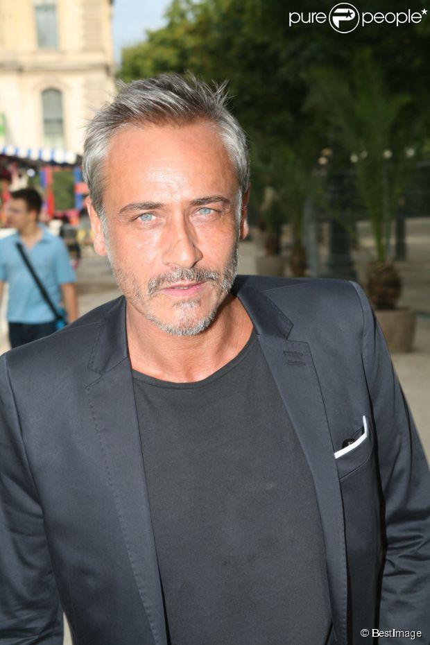 Jean-Michel Tinivelli - Ouverture de la fête des Tuileries 2014 à Paris.